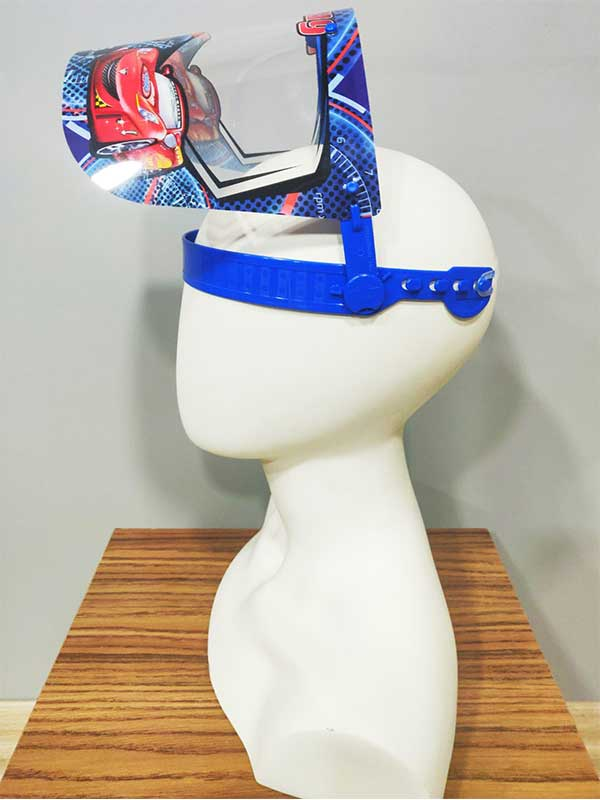FACE SHIELD FOR KIDS 2