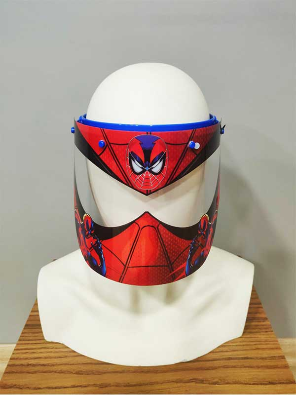 FACE SHIELD FOR KIDS 7