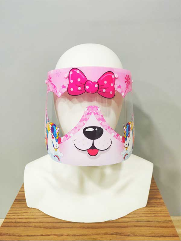 FACE SHIELD FOR KIDS 8