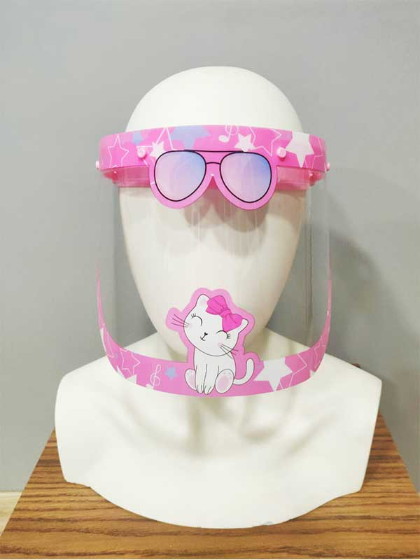 FACE SHIELD FOR KIDS 9